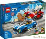 LEGO City - Rendőrségi letartóztatás az országúton 60242