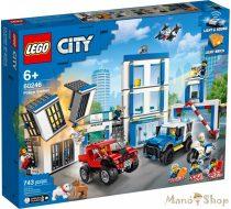 LEGO City Rendőrkapitányság 60246