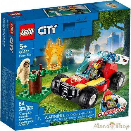 LEGO City Erdőtűz 60247