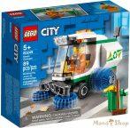 LEGO City - Utcaseprő gép 60249