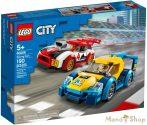 LEGO City Versenyautók 60256