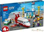 LEGO City - Központi repülőtér 60261