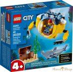 LEGO City - Óceáni mini-tengeralattjáró 60263