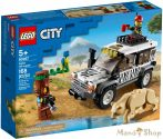 LEGO City - Szafari Mini terepjáró 60267