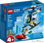 LEGO City - Rendőrségi helikopter 60275