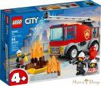 LEGO City - Létrás tűzoltóautó 60280