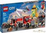 LEGO City - Tűzvédelmi egység 60282