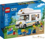LEGO City - Lakóautó nyaraláshoz 60283