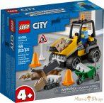LEGO City - Útépítő autó 60284