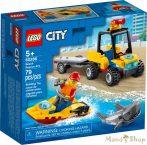 LEGO City - Tengerparti mentő ATV jármű 60286