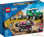 LEGO City - Verseny homokfutó szállítóautó 60288