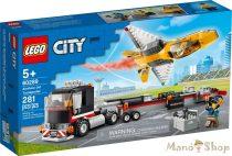 LEGO City - Műrepülő szállítóautó 60289