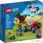 LEGO City - Vadvilági ATV mentőjármű 60300