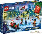 LEGO City Adventi Naptár 60303