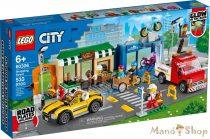 LEGO City - Bevásárlóutca 60306