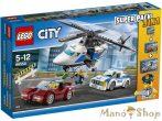 LEGO CITY Rendőrségi 3 az 1 ben szuper készlet 66550