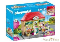Playmobil Kisvárosi virágbolt 70016