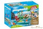 Playmobil Kenu edzés 70035