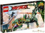 LEGO Ninjago Zöld nindzsa mechanikus sárkány 70612