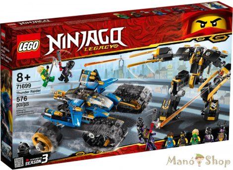LEGO Ninjago - Viharjáró 71699