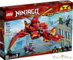 LEGO Ninjago - Kai vadászgép 71704