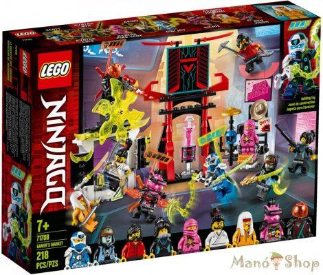 LEGO Ninjago Játékosok piaca 71708