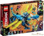 LEGO Ninjago Jay kibersárkánya 71711