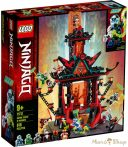 LEGO Ninjago Az őrült birodalom temploma 71712