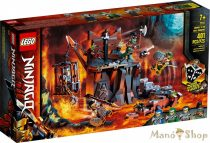 LEGO Ninjago Utazás a koponyás tömlöcökbe 71717