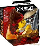 LEGO Ninjago - Hősi harci készlet - Kai vs Skulkin 71730
