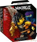 LEGO Ninjago - Hősi harci készlet - Cole vs Kísértethar (71733)