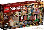LEGO Ninjago - Az elemek bajnoksága 71735