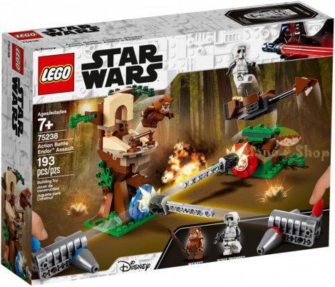 LEGO Star Wars Action Battle Endor™ támadás 75238