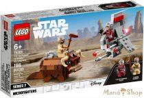 LEGO Star Wars A T-16 Skyhopper a Buckalakó ellen Microfighter 75265