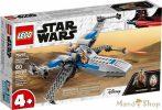 LEGO Star Wars - Ellenállás oldali X-szárnyú 75297