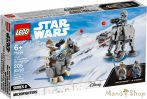 LEGO Star Wars - AT-AT vs Tauntaun Microfighters 75298