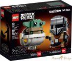 LEGO Star Wars - A Mandalori és a gyermek 75317