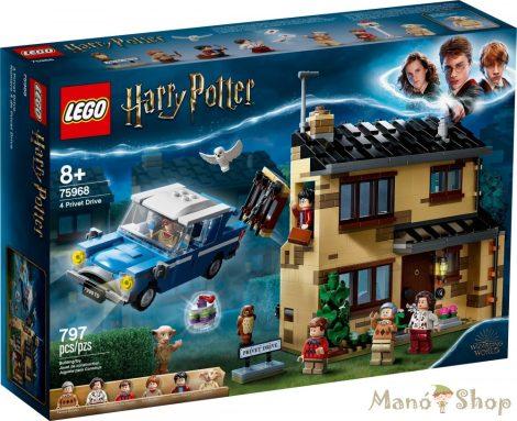 LEGO Harry Potter Privet Drive 4. 75968