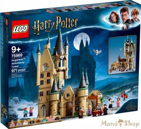 LEGO Harry Potter Roxfort Csillagvizsgáló torony 75969