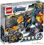 LEGO Marvel Super Heroes - Bosszúállók teherautós üldözés 76143