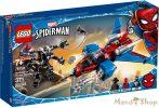 LEGO Marvel Super Heroes - Spiderjet Venom robotja ellen 76150