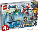 LEGO Super Heroes - Bosszúállók Loki haragja 76152