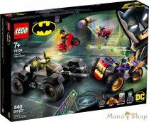 LEGO Super Heroes - Joker üldözése háromkerekűn 76159