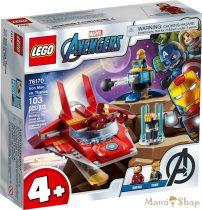 LEGO Super Heroes - Vasember vs Thanos 76170