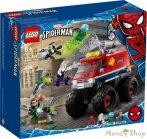 LEGO Super Heroes - Pókember monster truckja vs Mysterio 76174