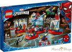 LEGO Super Heroes - Támadás a pókbarlang ellen 76175