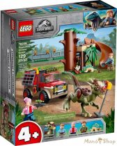 LEGO Jurassic World - Stygimoloch dinoszaurusz szökés 76939