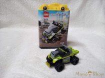 Használt LEGO Racers Lime Racer 8192
