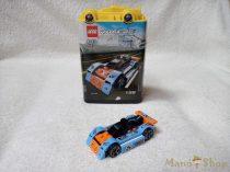 Használt LEGO Racers Blue Bullet - Kék Golyó 8193