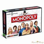 Agymenők Monopoly - Magyar nyelvű Társasjáték